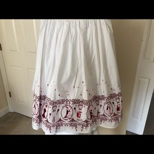 Mary Poppins skirt